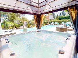 Villa 35 de Saint Aygulf, hotel near Roquebrune Golf Course, Saint-Aygulf