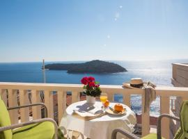 Lacroma Apartments, hotel in Dubrovnik