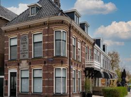 Hotel Hoogend, hotel near Hindeloopen Station, Sneek
