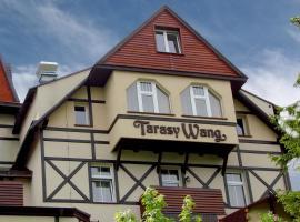 Tarasy Wang, hotel in Karpacz