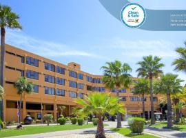 Auramar Beach Resort, hotel in Albufeira