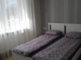 Klaipeda Town Center Apartment, atostogų būstas mieste Klaipėda