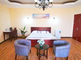 Dream Atlantic Garden Villa, hotel in Freetown