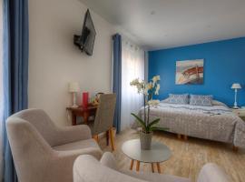 Hôtel Le Nautile, hôtel à Saint-Trojan-les-Bains