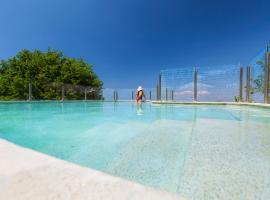 Exclusive Luxury Villa with Pool and Spa, hotel accessibile a Sorrento