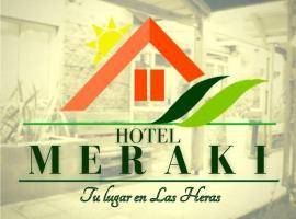 Meraki Las Heras, hotel in Las Heras