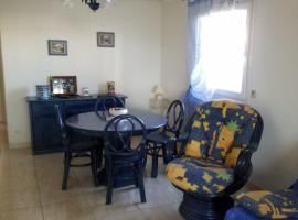 Appartement rez de jardin, apartment in Valras-Plage