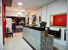 HOTEL POUSADA OCEANO, hotel near Torres Bus Station, Torres