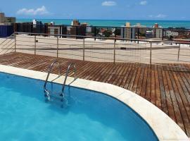 Flat Prime João Pessoa, hotel with pools in João Pessoa