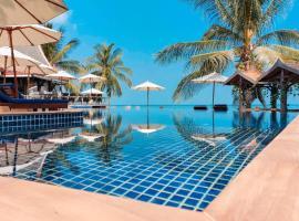 Sasitara Thai Villas, villa in Choeng Mon Beach