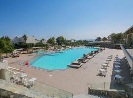 Almyra Hotel & Village, spa hotel in Koutsounari