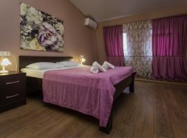 Tsvetnoy 5 Hotel, hotel Szocsiban