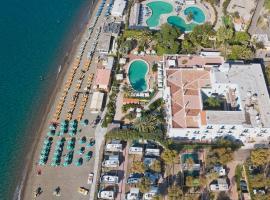 Hotel Parco Smeraldo Terme, hotel a Ischia