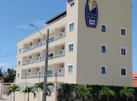 Villa Roma Beach Hotel, hotel em Cumbuco