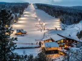 Pensjonat Laworta Ski – hotel w mieście Ustrzyki Dolne