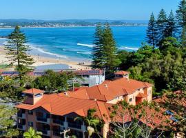Bella Mare Coolangatta Beachside Apartments, hotel near Gold Coast Airport - OOL,