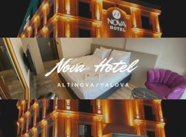 THE NOVA HOTEL, hotel in Yalova