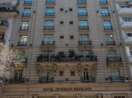 Hotel Intersur Recoleta, hotel near Recoleta Cultural Centre, Buenos Aires