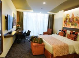Sarova Panafric, hôtel à Nairobi