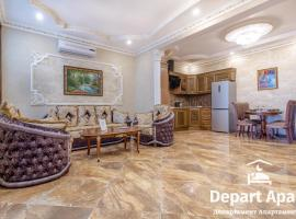 Premium Apartments by Depart Apart nearby Hayat Regency, hotel with jacuzzis in Sochi