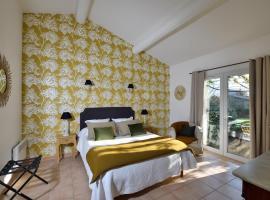 Les Mazets de Marie de Jules, hotel in Eyragues