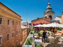 DOM Hotel Roma - Preferred Hotels & Resorts, hotel en Navona, Roma
