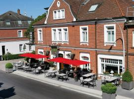 Hotel Lindenhof, hotel near Munster Osnabruck International Airport - FMO, Emsdetten