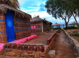 Sababa camp, отель в городе Nuweiba' el Muzeinah