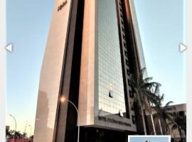 Flats Lindos Cullinan Hplus & Vision Hplus, hotel in Brasília