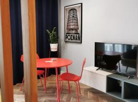 Studio Garbary, apartment in Poznań