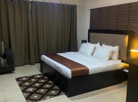 Posh Apartments Metro, hotel near Murtala Muhammed International Airport - LOS,