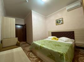 Elizabet Hotel, отель в Лазаревском