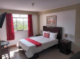 Hotel Campestre Corina, hotel near San Clemente Church, Pisco