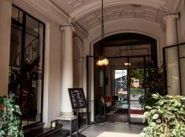 Den Grooten Wolsack Hotel, hotel in Mechelen