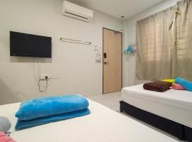 OYO 90261 Hom2rex Kuching Homestay,古晉的飯店