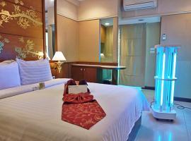 Mariya Boutique Hotel At Suvarnabhumi Airport, hotel near Suvarnabhumi Airport - BKK, Lat Krabang