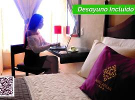 Hotel Aztlan, hôtel à Tepic