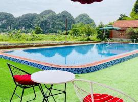 Trang An Lotus Lake Homestay, accommodation in Ninh Binh