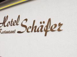 Hotel Schäfer, Hotel in der Nähe von: Skilift Neunkirchen, Siegen