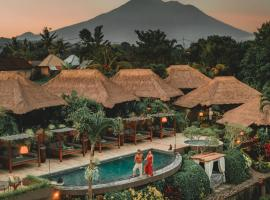Samanvaya Luxury Resort & Spa - Adults Only, hotel near Besakih Temple, Sidemen