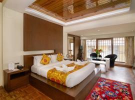 Muscatel Yavachi, hotel near Palzor Stadium, Gangtok
