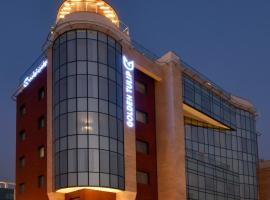 Golden Tulip Riyadh, hotel perto de Centro Internacional de Convenções e Exposições de Riade, Riyadh