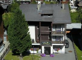 Ambiente Guesthouse, hotel near Alpin Express, Saas-Fee