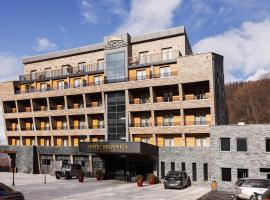 Brezovica Hotel & SPA, hotel in Brezovicë