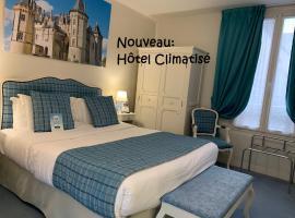 Kyriad Saumur Centre, hôtel à Saumur