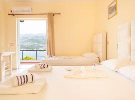 Hotel Mesun Himare, hotel in Himare