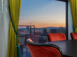 Thon Hotel Slottsparken, hotell i nærheten av Karl Johans gate i Oslo