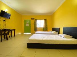 OYO 90268 Lohan Point Lodge, hotel near Mount Kota Kinabalu, Ranau