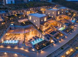 Panormos Bay Suites, hotel near Livada Beach, Mýkonos City