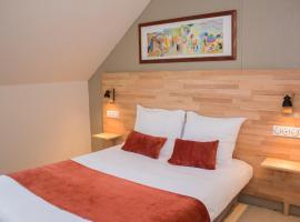 Le RDV'D (Le Rendez Vous Dinardais), hotel in Dinard